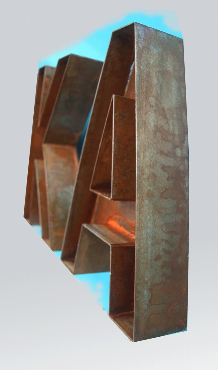 letra-corporea-chapa-oxidada
